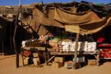 Market stall, Ayorou, Niger