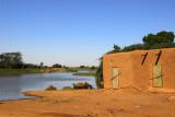 Niger River at Ayorou