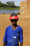 Boy in Ayorou, Niger