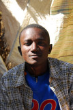 Man in Ayorou, Niger