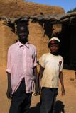 Boys in Ayorou, Niger