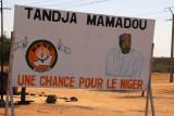 Tandja Mamadou - Une Chance Pour Le Niger - MNSD