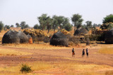 Village outside Niamey, Niger
