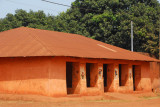 Royal Palace of Abomey - one of 12 as each King of Dahomey built a new one