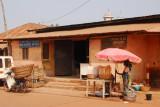 Boulangerie, Abomey, Benin
