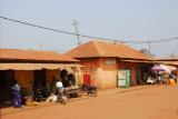 Downtown Abomey, Benin (Rue du Palais Royal)