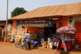 Shop along Rue du Palais Royal, Abomey, Benin