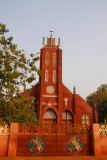 Church of Abomey, Benin