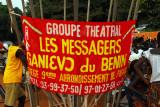 Groupe Theatral Les Messagers Ganievc du Benin