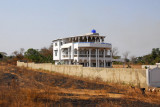 Rich man's villa, Northern Benin