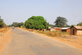 Benin's main north-south highway runs the entire 785 km from the Niger River to Cotonou