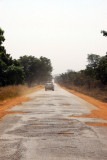 Benin's Route Nationale RNIE-2