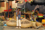 Boy at a roadside market, Parakou, Bénin