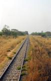 Benin's narrow gauge railway