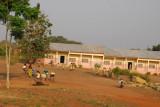 School near Savé, Bénin