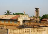Church, near Savé, Bénin