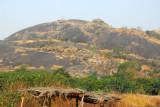 Hills around Savé, Bénin