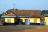 Railway Station - Gare de Savé, Bénin