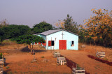 A small church, EPMB - Église protestante méthodiste du Bénin