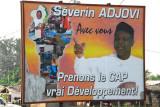 Séverin ADJOVI avec vous - prenons le CAP vrai développement