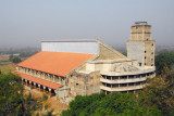 The new basilica in Dassa-Zoume looks more like a factory to me...
