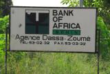Bank of Africa Benin, Agence Dassa-Zoumé