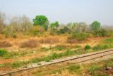 Cotonou-Parakou Narrow Gauge Railway, Benin