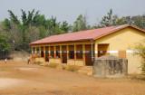 Schoolhouse, south-central Benin