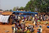 Market, Bohicon, Benin