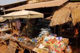 Small shops, Bohicon, Benin