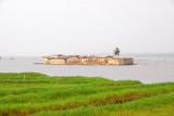 Island village, Lac Ahémé, Bénin