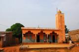 Mosque, coastal Benin