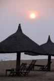 Sunset, Grand Popo, Benin