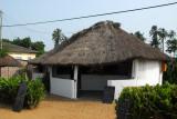 Pizza place, Grand Popo, Benin