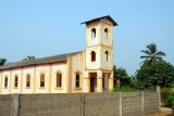 Eglise Protestante Methodiste, Grand Popo, Benin