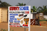 Eternity School of African Culture and Music, Grand Popo, Benin