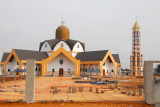 Allada, Benin, is building a giant new church