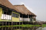 Tourist shop, Ganvié, Lac Nakoué, Bénin
