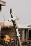 Crucifix, Ganvié, Bénin