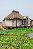 Ganvié, Lac Nakoué, Bénin