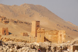 2nd Century Funary Temple and the Western Necropolis, Palmyra