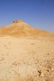 Barren landscape, Palmyra