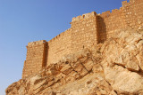 In the 17th Century AD, the Lebanese Emir Fakhr al-Din built the structure we see today