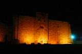 Fortified Gateway to the Sancutary of Bel, illuminated at night