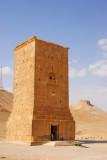 Palmyra - Tombs