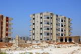 New residential blocks, Homs, Syria