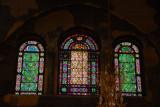 Stained glass windows, Umayyad Mosque, Damascus