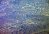Aerial view of the holy city of Mecca (Makkah) Saudi Arabia