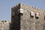 Current Citadel of Damascus built in 1202 on top of a Seljuk Citadel from 1078