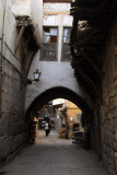 Old City north of Azem Palace